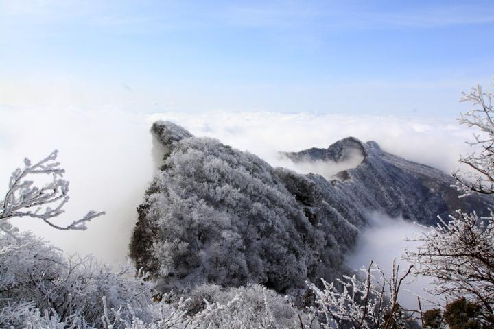 米仓山景区恢复开放