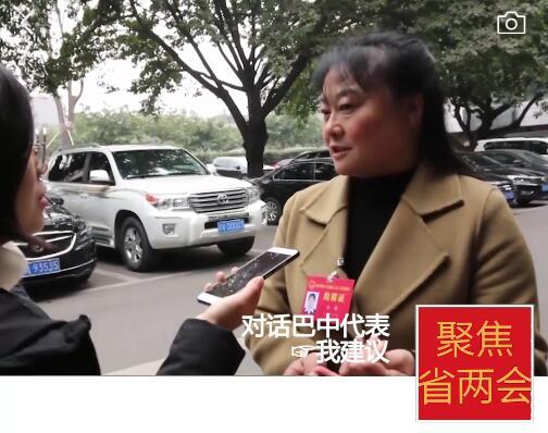 """2019四川两会""""巴中声音""""——我建议"""