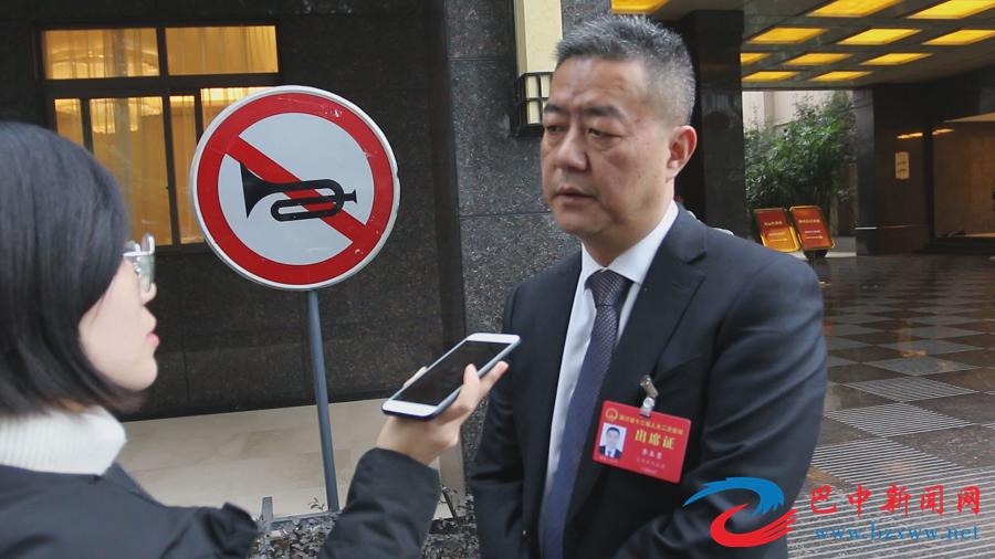四川省人大代表李本勇:改变巴中交通区位劣势  加快建成综合交通枢纽