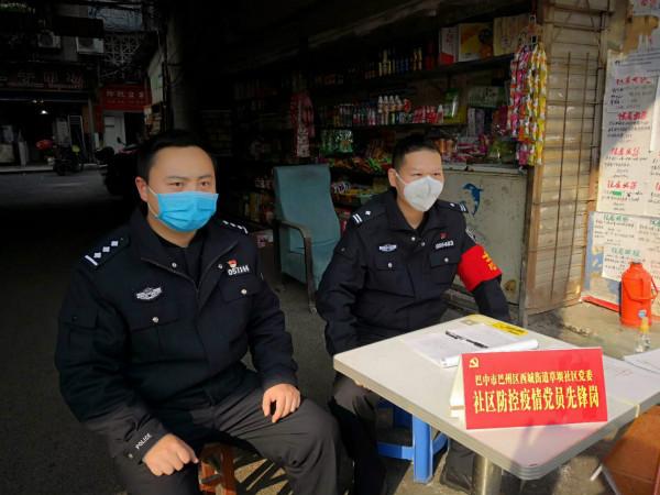 疫情在前,我绝不后退!——记指挥中心民警杨昌喻抗疫事迹