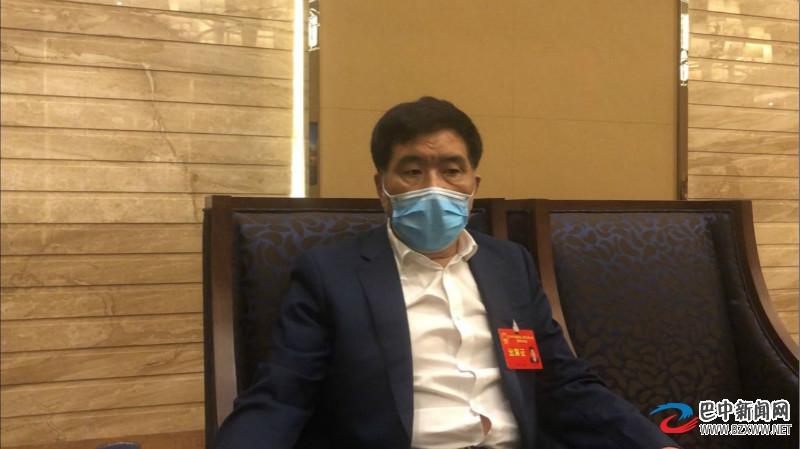 【聚焦巴中两会】市人大代表杨天淑:结合民营经济政策抓住机遇鼓足干劲
